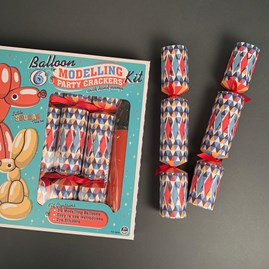 Balloon Modelling Party Crackers